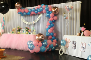 party accessories hire